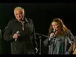 june carter cash and johnny cash 2002 part 2 - YouTube