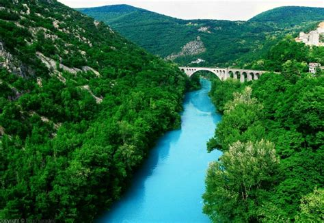 Soca River Jewels Of Nature Most Beautiful Places In