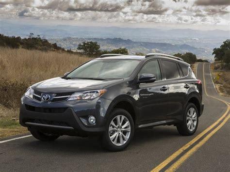 Комплектации, цены на Toyota Rav4 2013/Тойота Рав4