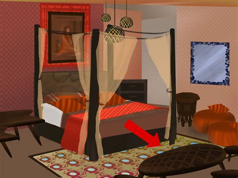 Themed Bedroom by 3 Ways To Decorate A Moroccan Themed Bedroom Wikihow