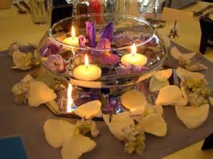wedding candle centerpieces centerpieces