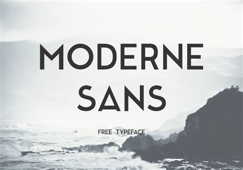 best modern sans serif fonts free fonts with personality and style smashing magazine