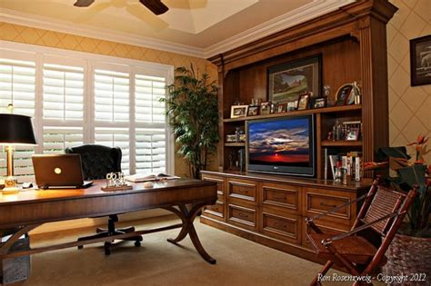 Home Den Design Ideas by Traditional Home Office Design Idea For The Home