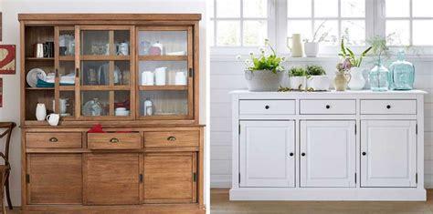 buffet de cuisine ou vaisselier comment choisir