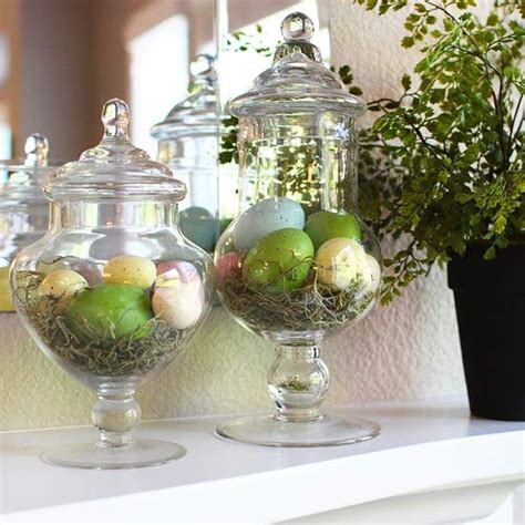 easter decorations ideas 43 stylish easter mantel decorating ideas digsdigs