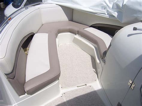Boat Upholstery Repair by Custom Boat Cushions And Upholstery
