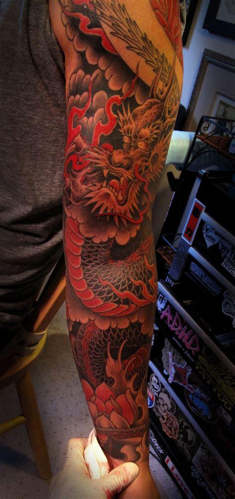 japanese sleeve tattoos design ideas  men  women