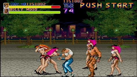 Capcom Digital Collection Final Fight Double Impact