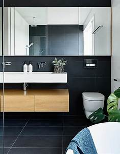 quelle couleur salle de bain choisir 52 astuces en photos With salle de bain anthracite