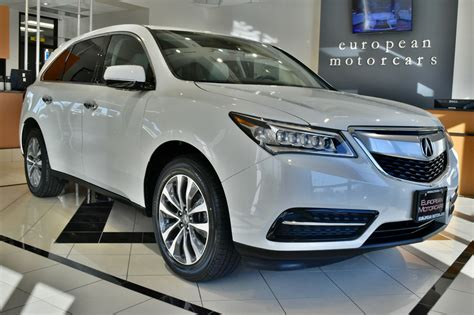 acura mdx sh awd wtech  sale  middletown ct