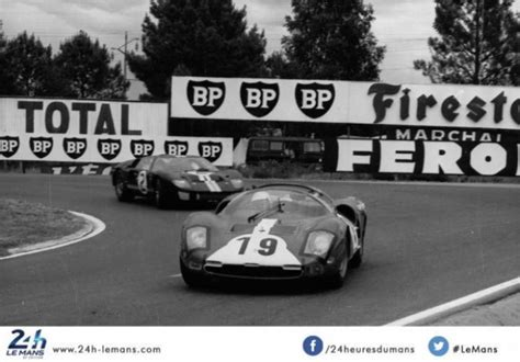 le mans org 1966 ford s wins at the 24 hours of le mans and the 12 hours of sebring aco