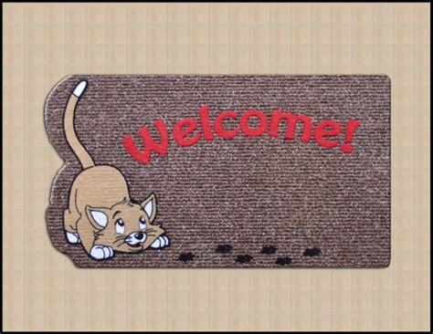 zerbini divertenti tappeti shaggy acquista gli zerbini per esterno con