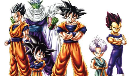 Fondos De Dragon Ball Z, Goku Wallpapers Para Descargar Gratis