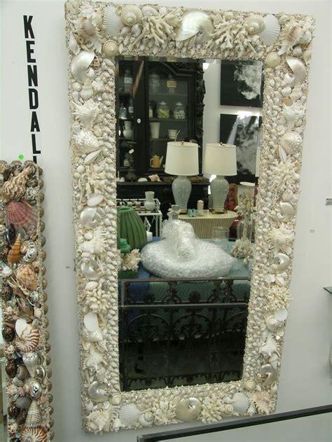 home decor mirror 25 unique seashell decorations ideas on