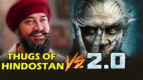 Aamir Khan's Thugs Of Hindostan Defeats Akshay Kumar's