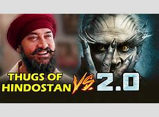 Aamir Khan's Thugs Of Hindostan DEFEATS Akshay Kumar's