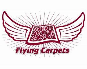 Logopond logo brand identity inspiration flying carpets for Flying carpet logo