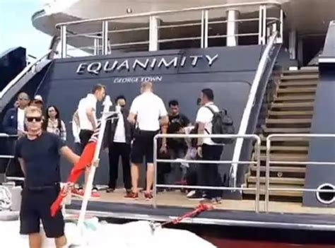 Yacht Jho Low by Najib S Dirty Deal With Trump Backfires Confiscation Of