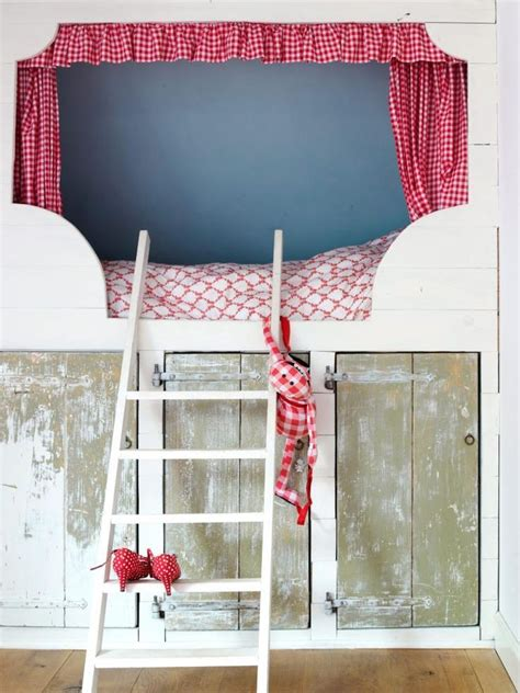 girly loft beds mommo design hiding places child room