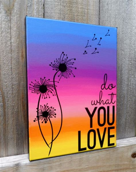 Paintings For Home Decor by 15 Easy Diy Canvas Painting Ideas For Artistic Home
