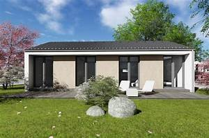 Kosten Dachausbau 80 Qm : bungalow typ 2 mit 80 qm br uer architekten rostock ~ Frokenaadalensverden.com Haus und Dekorationen
