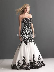 chic bridal collection of vintage wedding dresses with With black formal dress for wedding
