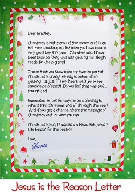 letter to child about santa santa claus letters letters for santa claus santa claus 28277