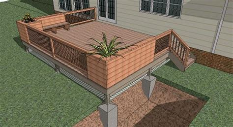 cost   project deck addition composite remodeling