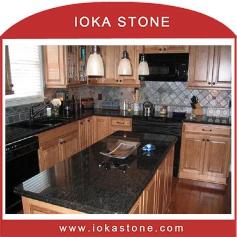 china black pearl granite kitchen countertop table top