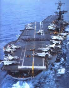 USS Coral Sea Aircraft Carrier