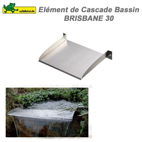 cascade pour bassin exterieur cascade de bassin de jardin ext 233 rieur brisbane 30 ubbink 1312023 ub