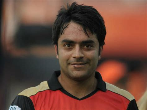 Rashid Khan is a Special Talent: Muttiah Muralitharan ...