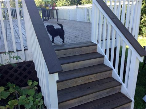 Decorate Outdoor Stair Railing Ideas