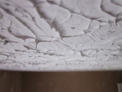 How Can I Get Rid Of Textured Ceiling Centralrootscom