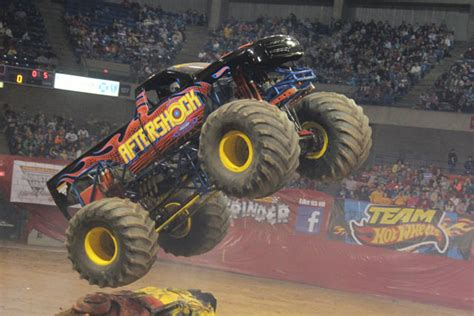 monster truck show charleston sc monster jam photos charleston wv february 4 2012 7
