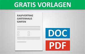 Muster Kaufvertrag Garten : kaufvertrag gartenhaus gartenlaube garten download ~ Lizthompson.info Haus und Dekorationen