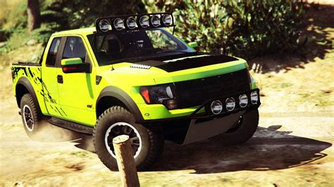 ford  svt raptor gta modscom