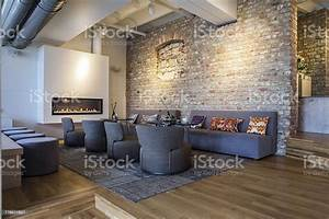 Modern Bar Lounge Stock Photo - Download Image Now - iStock