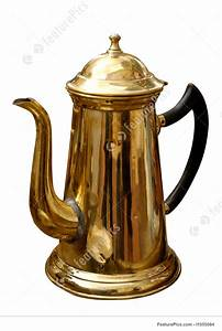Antique, Brass, Kettle, Stock, Photo, I1055084, At, Featurepics