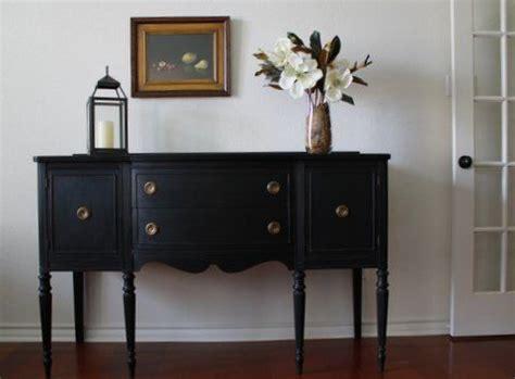 Black Vintage Sideboard by Vintage Style Vintage And The O Jays On