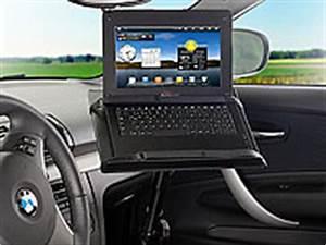 Laptop Halterung Auto : lescars laptop halterung universal notebook kfz halterung mit kamerastativ kfz laptop halterung ~ Eleganceandgraceweddings.com Haus und Dekorationen