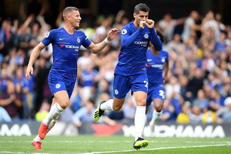 O time do chelsea é extremamente leve e rápido. Com brasileiros, Chelsea anuncia lista com 25 jogadores para o nacional