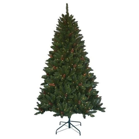 home accents sierra nevada fir tree 75 75 decor inflatables starting at 4 99 trees for less than 50 family