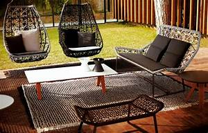 Mobilier De Jardin Design Original Par Patricia Urquiola