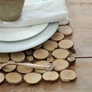 Untersetzer Selber Machen : deko mit holzscheiben selber machen tolle bastelideen und jede menge anregung ~ Markanthonyermac.com Haus und Dekorationen