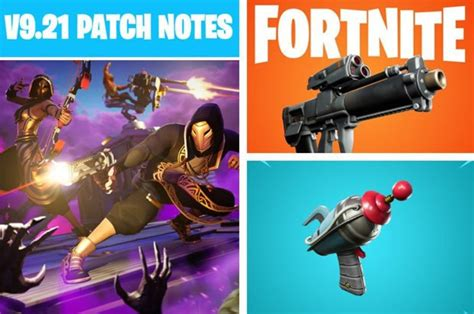 fortnite patch notes  update epic games map