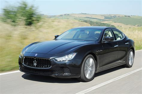 Maserati Ghibli Photo by Maserati Ghibli Review And Photos