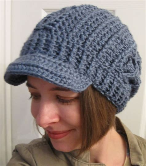 free crochet hat patterns free crochet pattern slouchy faux cable hat with or without brim crochet patterns