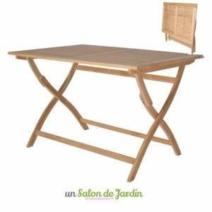 Table Exterieur Pliante : table jardin pliante bois table de jardin metal pliante reference maison ~ Teatrodelosmanantiales.com Idées de Décoration