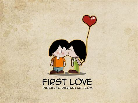 First Love, Lover Wallpaper1
